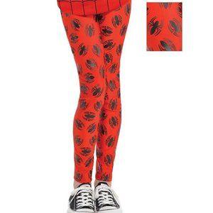Child Spider-Girl Leggings - M/L